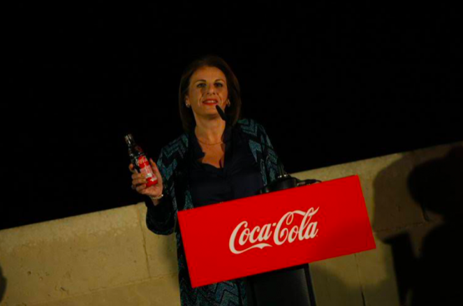 Mrs. Maria Micallef, CEO of General Soft Drinks