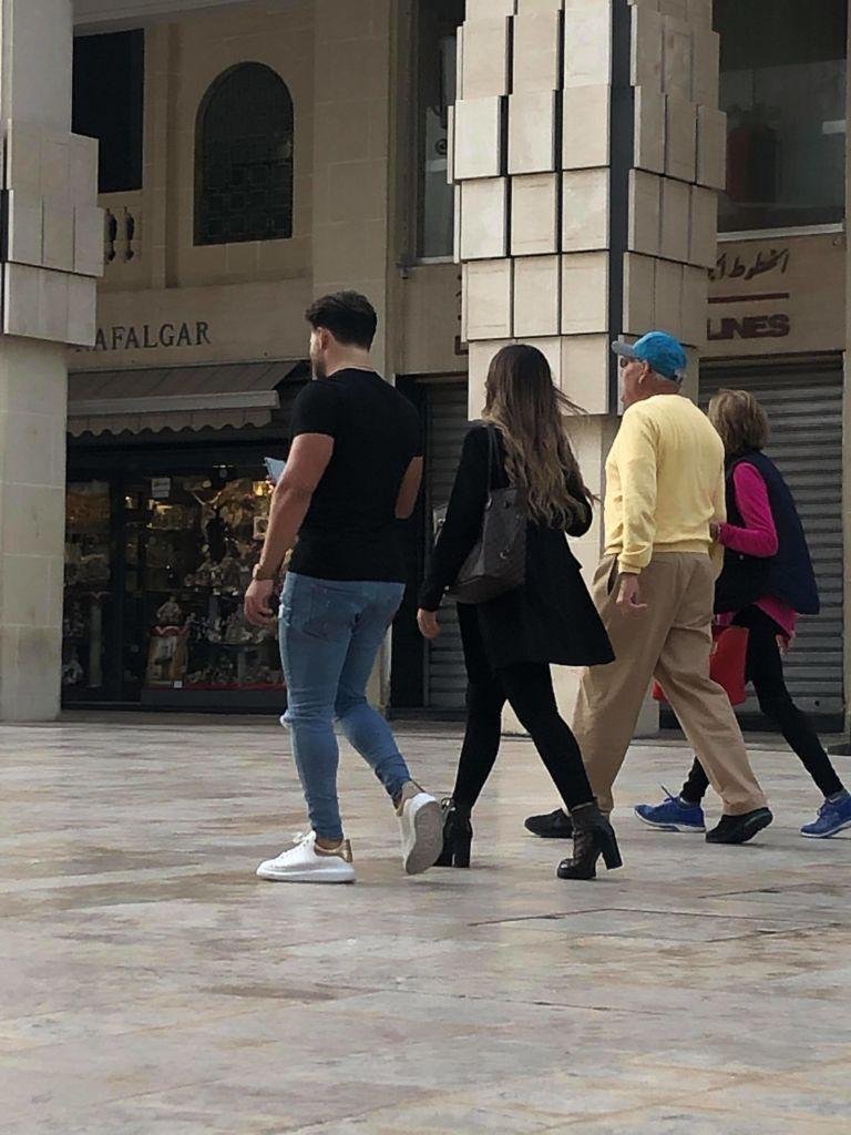 SPOTTED: Kem Cetinay in Valletta
