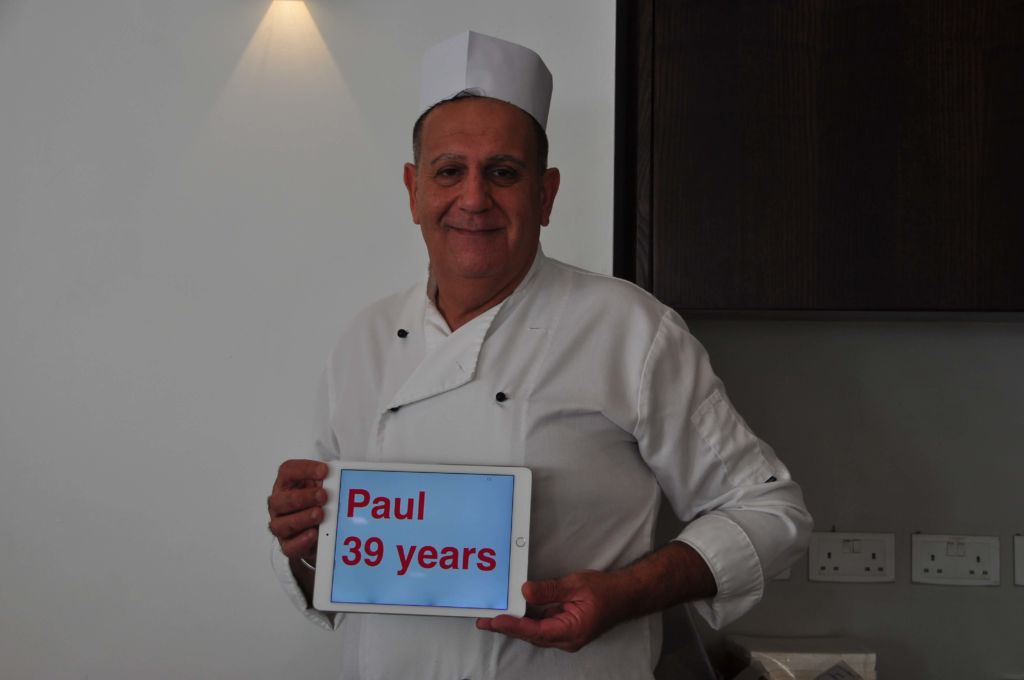 Paul, 39 years @ the Mellieħa Bay Hotel