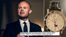 Joseph Muscat Reveals 139 Gifts He Received As Prime Minister, Including A Luxury Watch From Yorgen Fenech