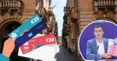 Be Careful When Taking Photos Of Your €100 Vouchers, Silvio Schembri Warns