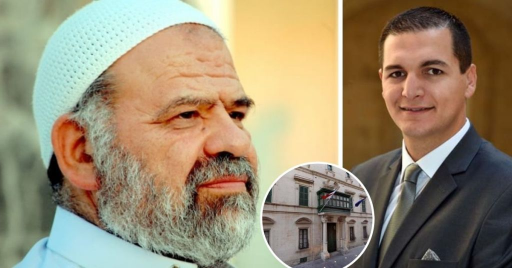 Malta's Imam Condemns France Beheading And Calls For 'Mutual Respect' In Meeting With Foreign Affairs