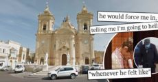 'The First Time Was A Sunday': Bursting Into Tears, Gozo Rape Victim Recalls Being Pushed Into A Confessional And Touched By Priest