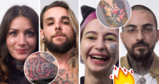 WATCH: The Tales Behind Some Of Malta's Boldest Tattoo Personalities