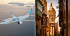 Flydubai Will Begin Operating Flights To Malta Four Times A Week