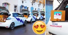 Over One Tonne Of Food Delivered To Lifeline Foundation By Leading Vehicle Sharing Company
