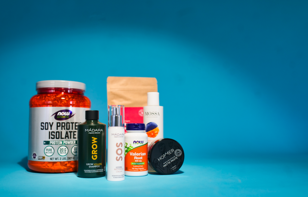 From protein powders to shampoos and vitamins