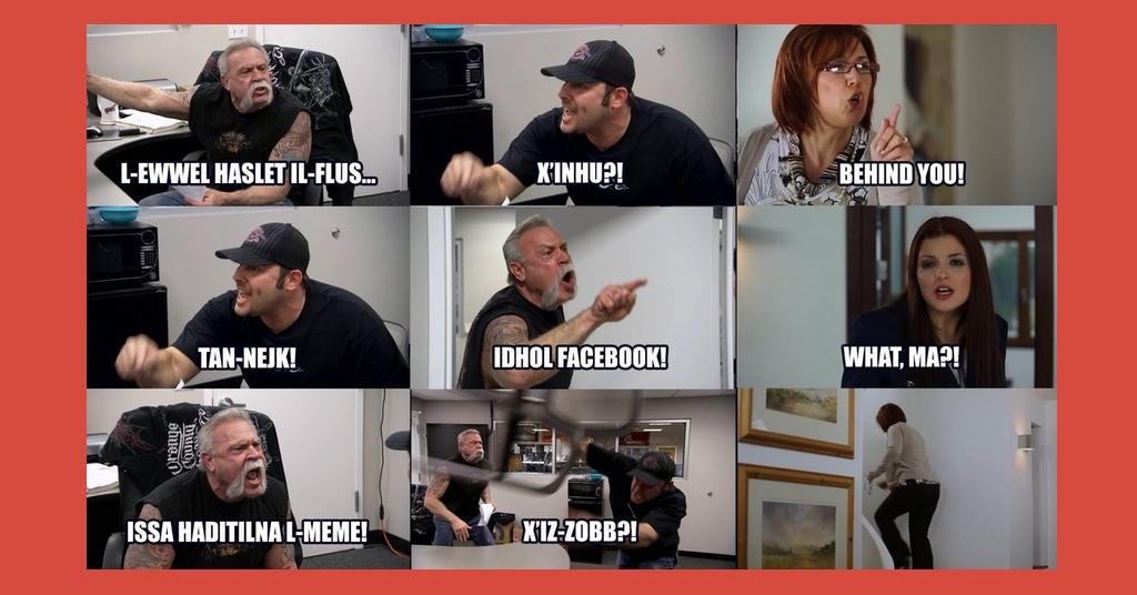 Meme by F. Rizzo
