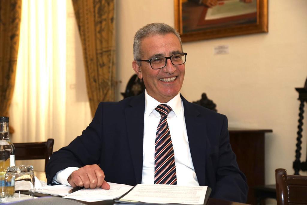 Foreign Affairs Minister Evarist Bartolo